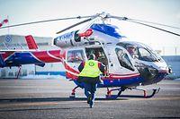 Reportage über die Air Rescue (30jähriges Bestehen), Foto Lex Kleren