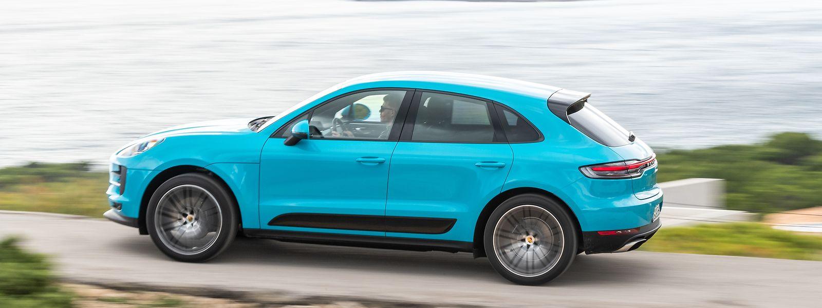 Der Porsche Macan soll auch in Zukunft weiter in der Erfolgsspur bleiben.