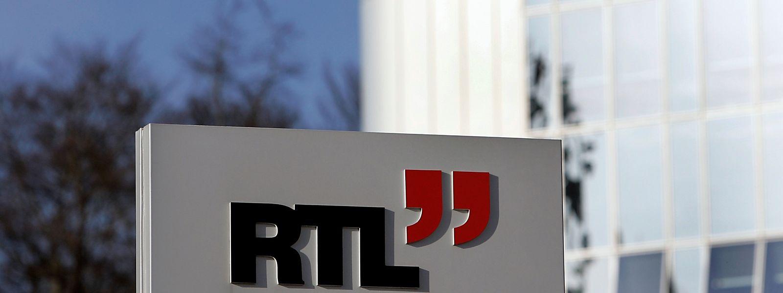 Die RTL Group startet mit schwachen Zahlen ins Jahr 2017.