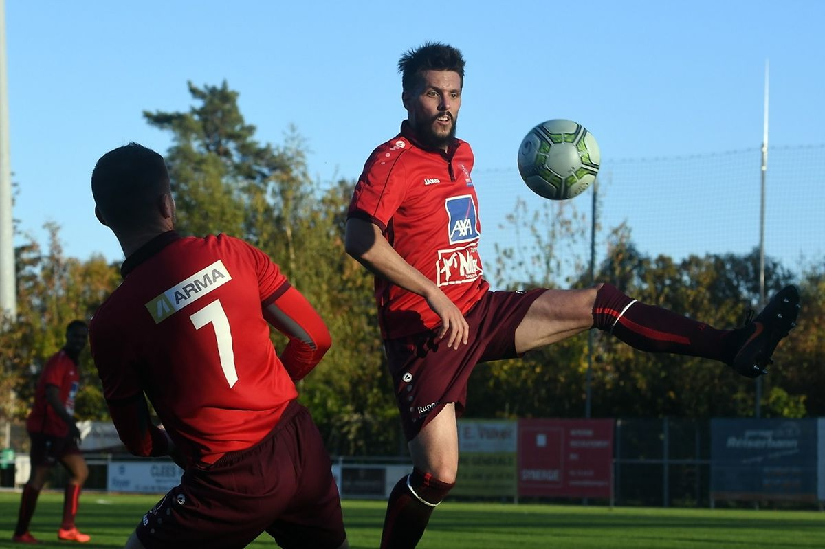 Battus à Hesperange, Julien Hornuss et l'UNK ont signé la mauvaise opération du week-end.