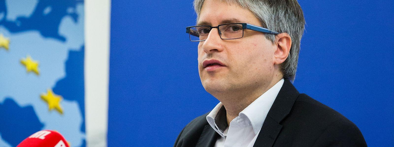 Der EU-Abgeordnete Sven Giegold kritisiert, dass die Luxemburg Rulingpraxis immer noch nicht aufgeklärt sei.