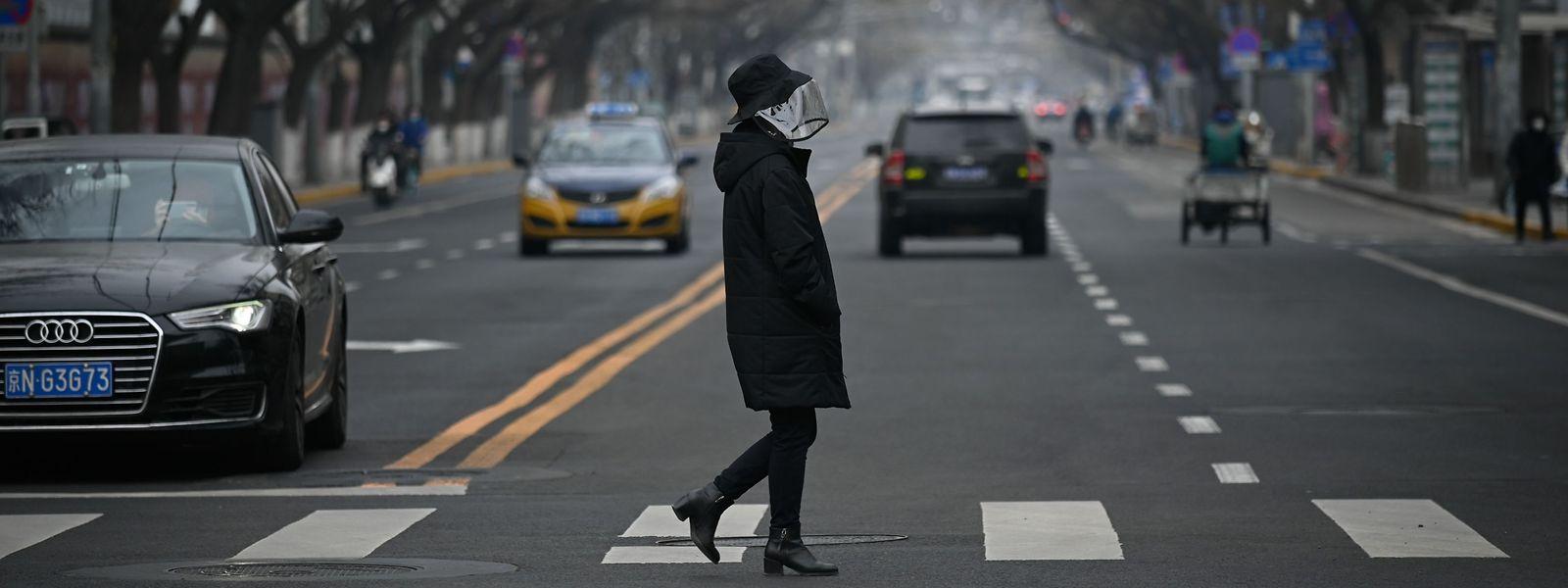 In China hat sich die Ausbreitung des Corona-Virus verlangsamt, so die WHO.