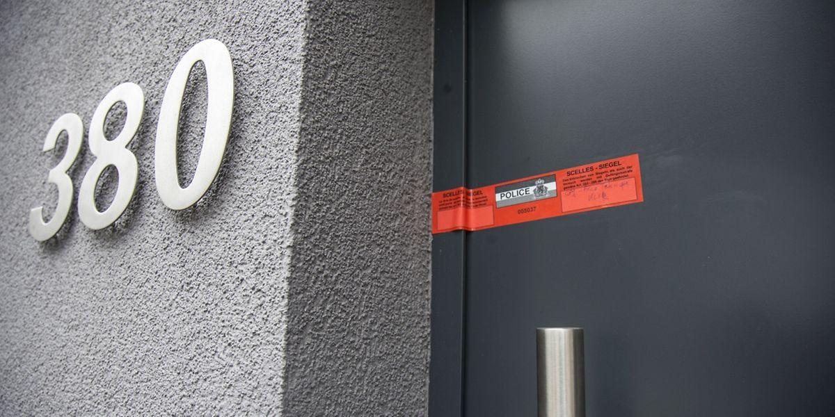 Die Frau war auf Nummer 380 in der Rue de Neudorf in Luxemburg gefangen gehalten worden.