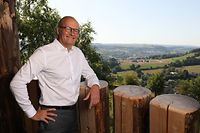"""""""Die Natur ist die Seele des Landes"""", betont Landesplanungsminister Claude Turmes (Déi Gréng) den Schutz des natürlichen Umfeldes."""