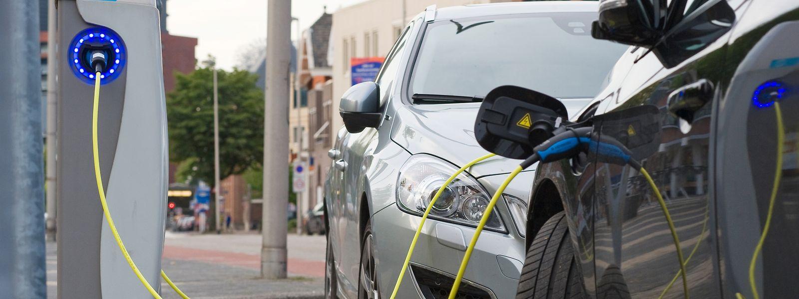 Wenn der Verkehr elektrisch ist: Die CO2-Bilanz hängt vor allem von der Art der Stromproduktion ab.