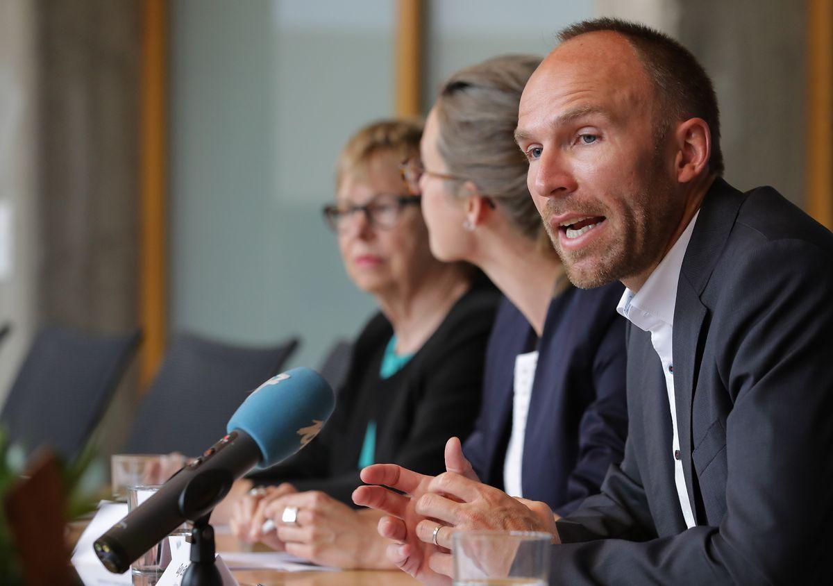 Guy Entringer: «L'envergure du projet nécessite un rallongement du délai initial d'une année surtout parce que la commune construira une école plus grande».