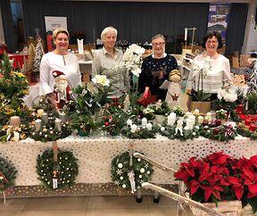 """""""Weihnachtliche Stimmung in der Fondation Pescatore"""""""