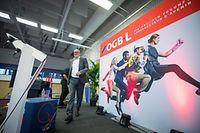 Le président de l'OGBL, André Roeltgen a détaillé les différents axes de son action future