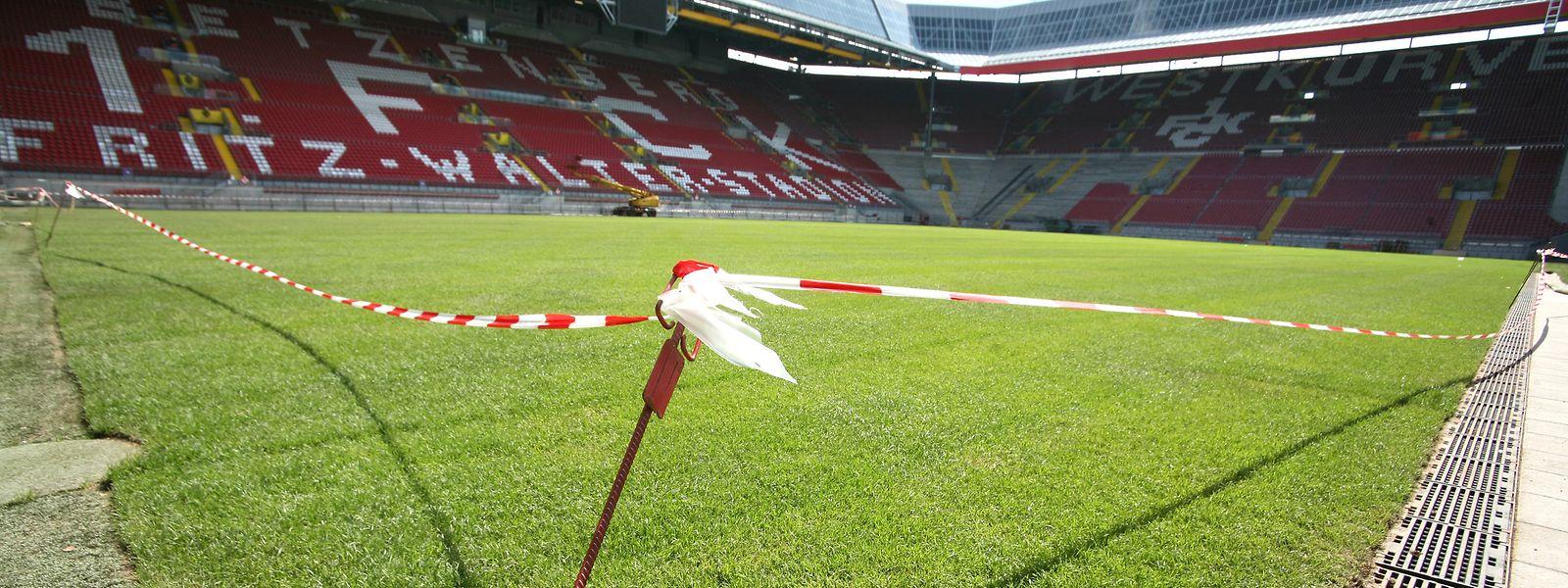 Fritz-Walter-Stadion und Arena Trier: Bezahlkartenanbieter justpay ...