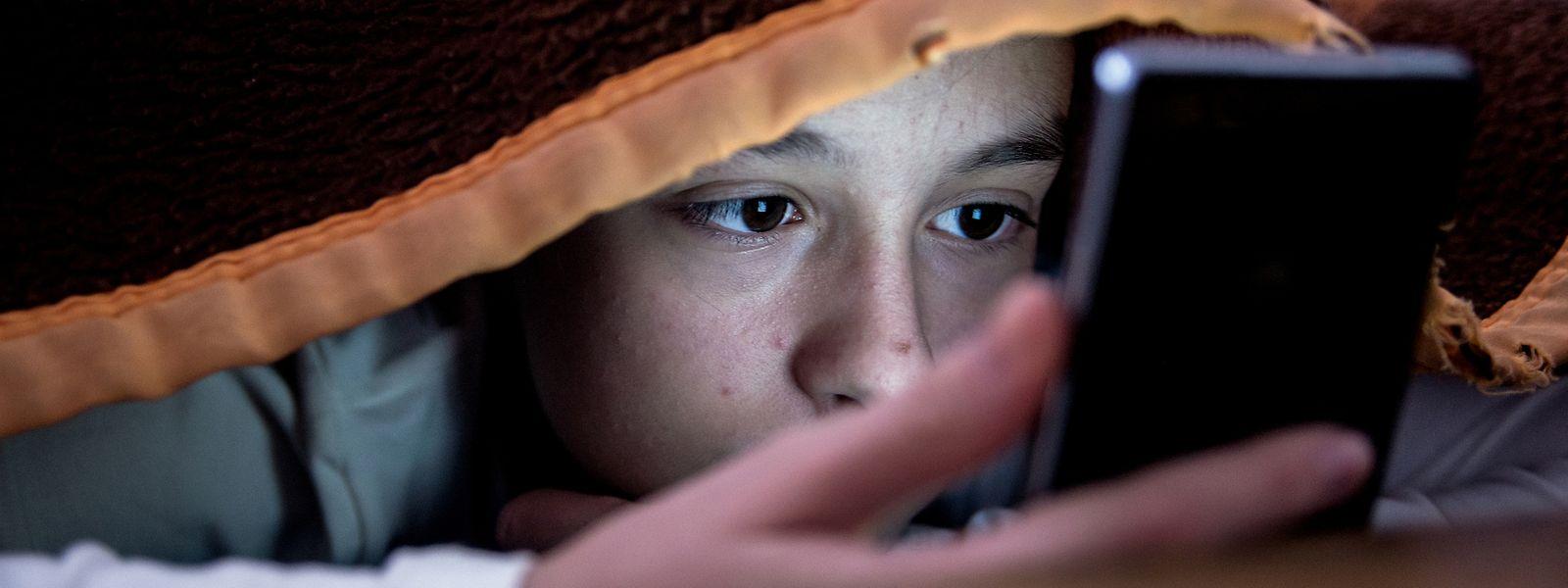 Mitarbeiter des Kanner-Jugendtelefon sind fortan auch über Chat zu erreichen.