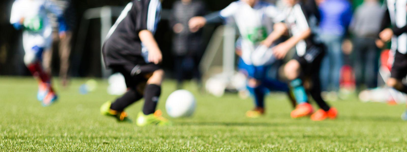 Im Jugendfußball steht der Spaß nicht immer im Vordergrund.