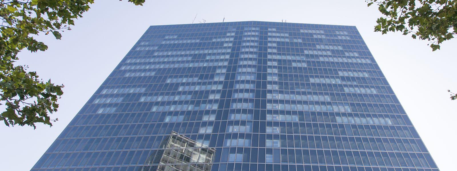 Das allen bekannte Héichhaus ragt laut dem Fonds Kirchberg 78 Meter in die Höhe. Heute ist das Gebäude jedoch nicht mehr das höchste des Landes - es wird derzeit von drei Wolkenkratzern überragt.