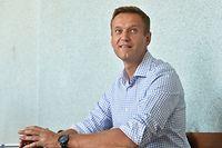 Alexej Nawalny bei einem Gerichtstermin im vergangenen Juni in Moskau.