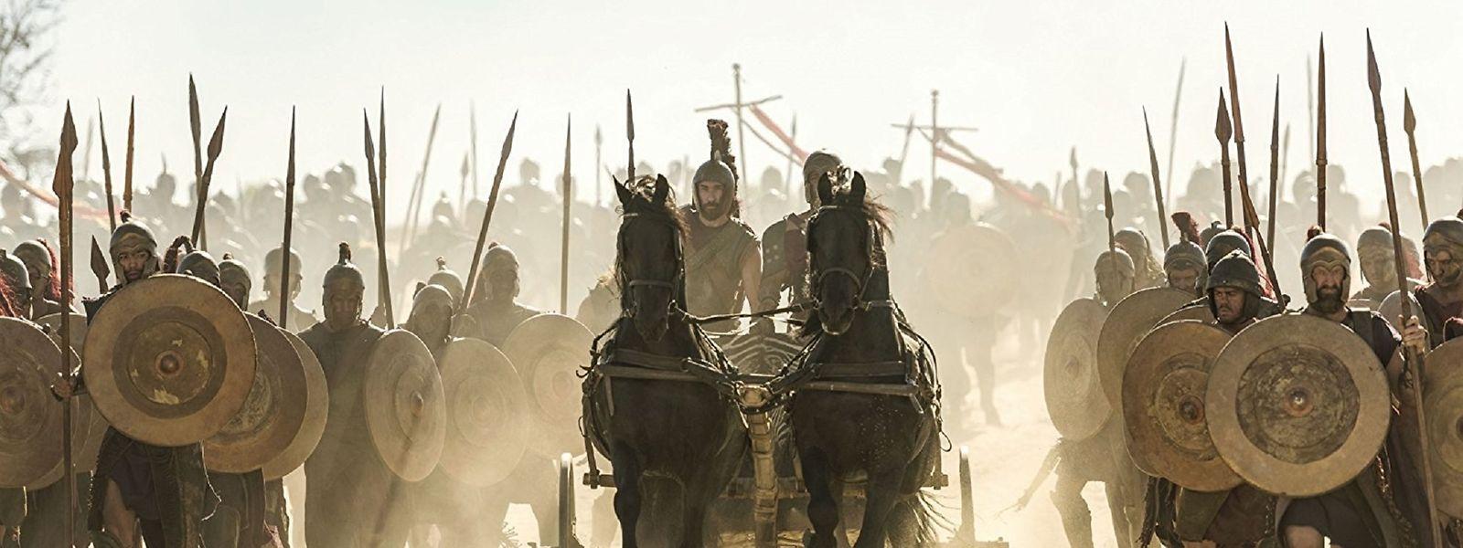 """Bei den Mitteln wurde in """"Troy: Fall of a City"""" nicht gespart – die Serie rettet das unterm Strich dennoch nicht."""