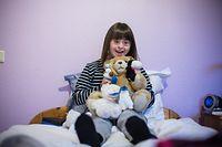 Welttag Menschen mit Behinderung - Pauline - Photo : Pierre Matgé
