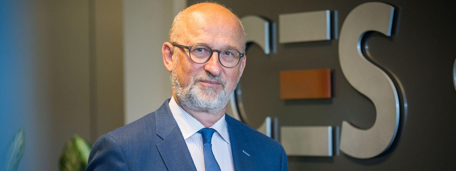 Jean-Jacques Rommes pense que «le nombre de personnes qui pratiquent le télétravail va continuer d'augmenter de manière significative»