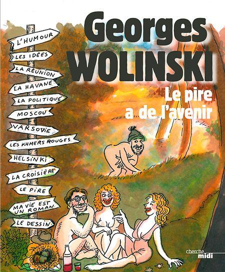 Wolinski - Cover eines Albums. Leidenschaftlich, erotisch,