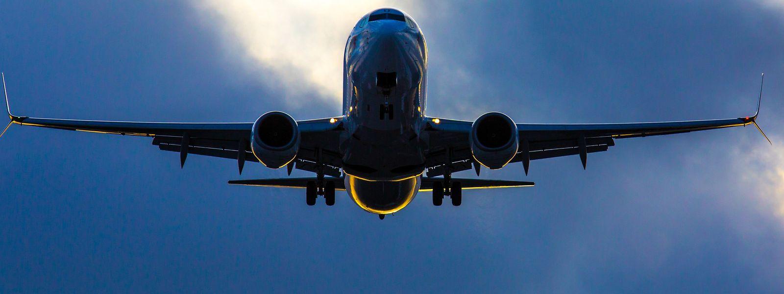 Die Zunahme bei den Nachtflügen ist vor allem auf den wachsenden Passagierluftverkehr am Findel zurückzuführen.