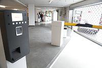 Avec le nouveau contrôle de plaques d'immatriculation, plus besoin forcément d'insérer son ticket avant la sortie.