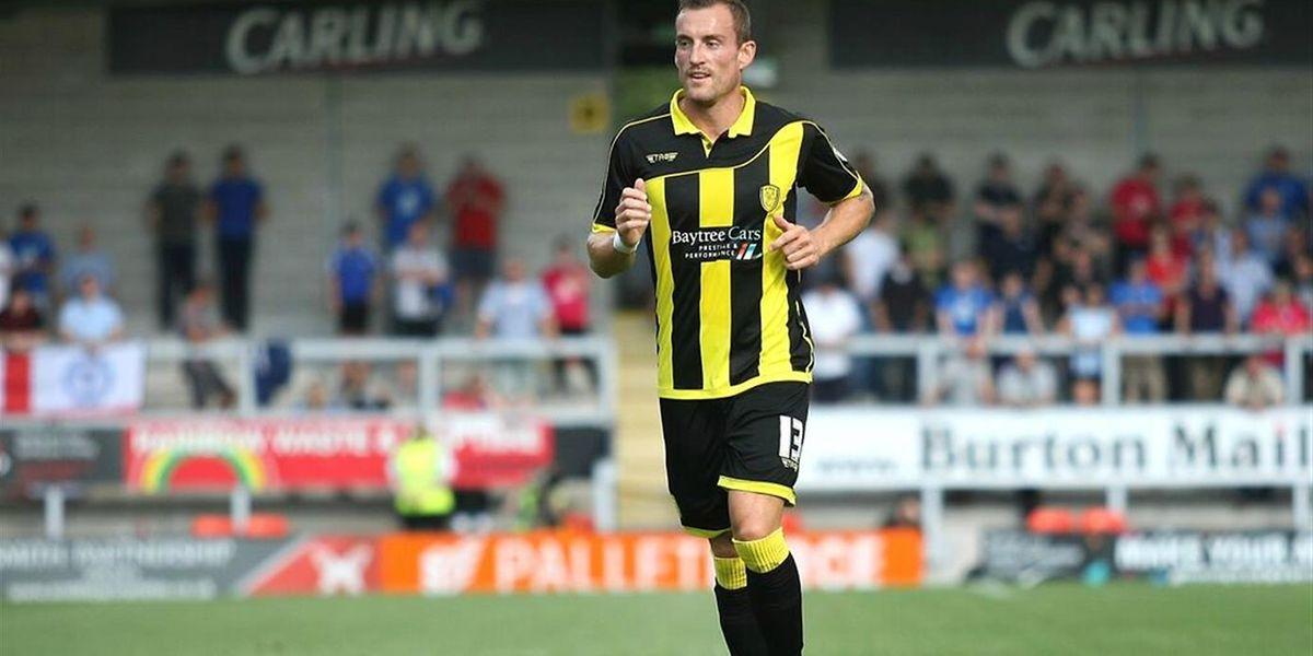 Aurélien Joachim feierte am Wochenende bei Burton Albion Heimpremiere.