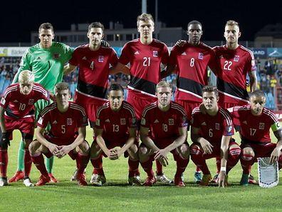 Luxemburg wird sich gegen einen belgischen Club auf die Niederlande vorbereiten.