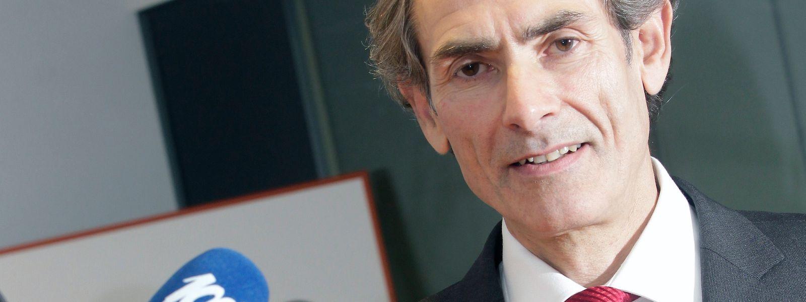 Hoffmann übernahm die Leitung des Senders im Jahr 2013.