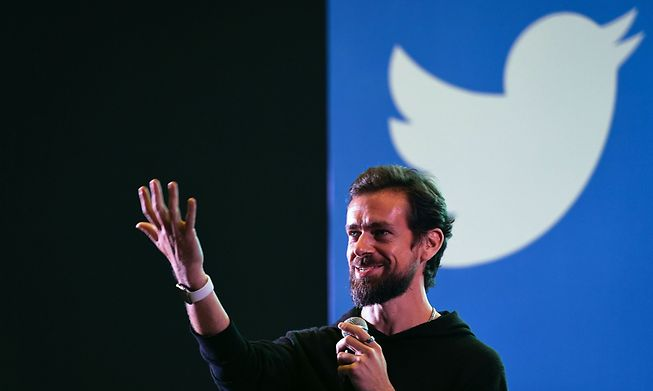 Twitter and Square Inc CEO Jack Dorsey
