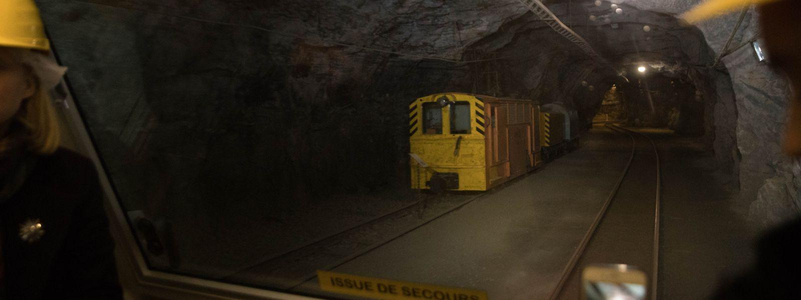 D'avril à août, le public peut découvrir la réalité de la vie des mineurs sur le site du Musée de la Mine de Rumelange.