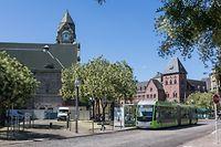Metz, Bahnhof, Gare de Metz, SNCF, Foto: Lex Kleren/Luxemburger Wort