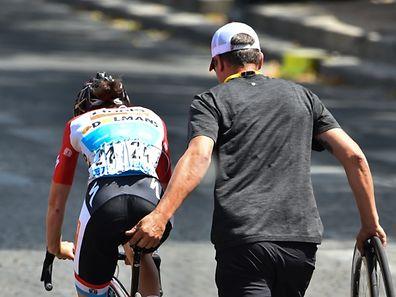 Christine Majerus (Boels-Dolmans Cycling) - La Course par Le Tour 2016 – Foto: Serge Waldbillig