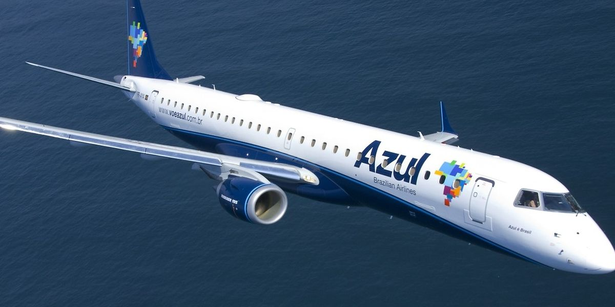 Resultado de imagen para Azul Linhas Aéreas Rio