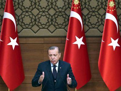 Der türkische Präsident Erdogan treibt die Eskalation des Konflikts mit Europa voran.