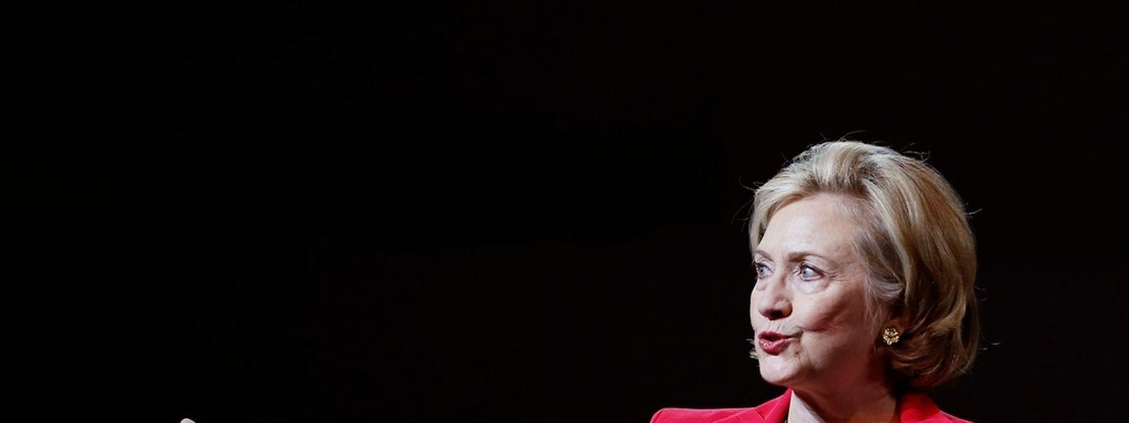 Die ehemalige First Lady will nach Neujahr über eine Präsidentschaftskandidatur entscheiden. Dies sagte sie am Freitagabend bei einer Konferenz in Mexico-City.