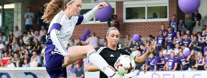 Kate Thill, finaliste de la Coupe avec Ell, rejoint Bettembourg