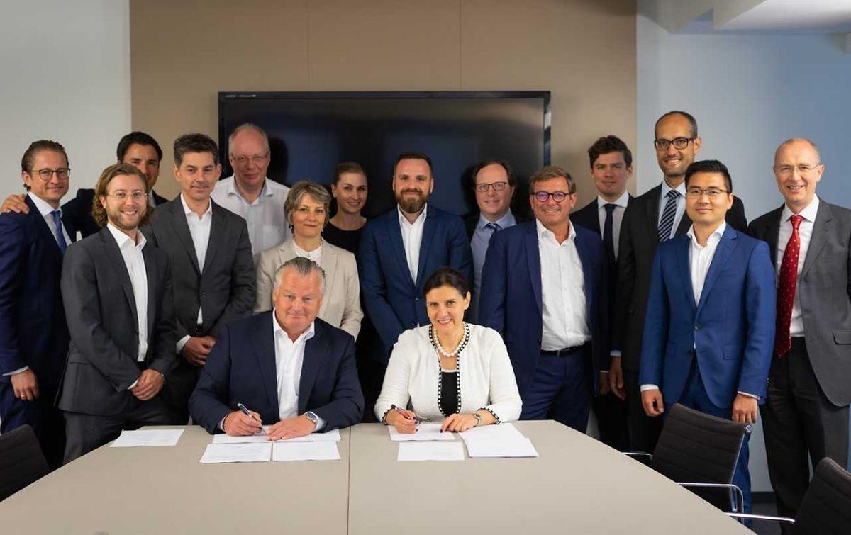 Mit der Vereinbarung will MVGM das führende europäische Immobilienverwaltungsunternehmen werden.