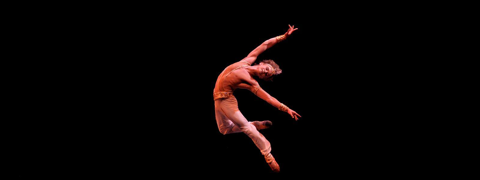 Sprünge, Pirouetten, Körperausdrücke: Daniil Simkin will bei der Gala des Étoiles zeigen, warum er zu den besten Tänzern der Welt gehört.