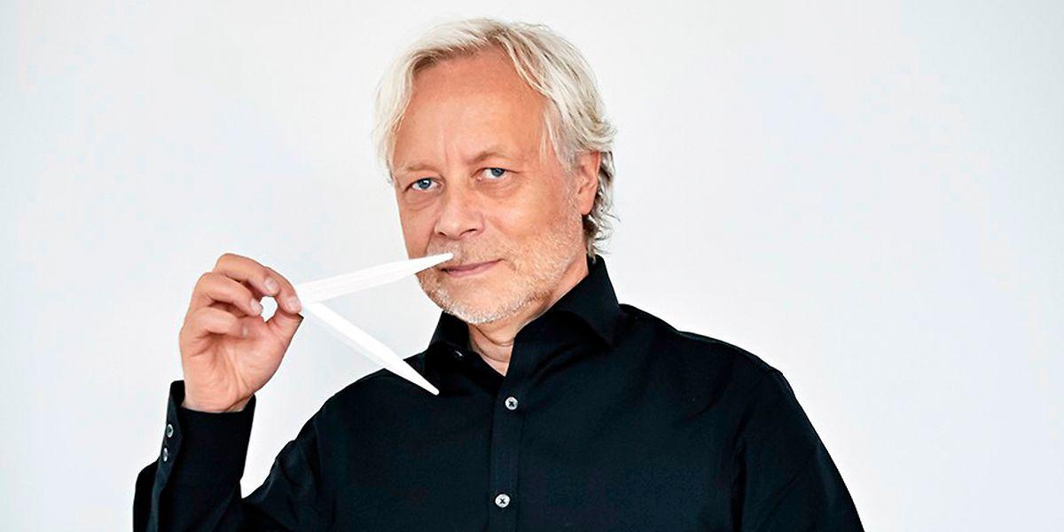 Parfümeur Jacques Huclier.