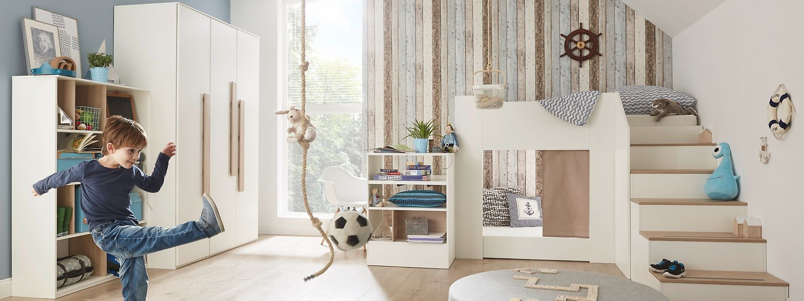 Schadstoffe in Möbeln sind für kleine Kinder besonders problematisch.