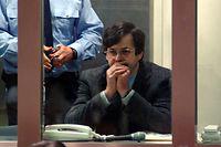 Marc Dutroux, hier ein Archivbild von 2004, befindet sich weiterhin im Gefängnis.