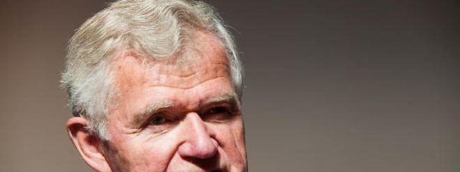 """Ben Fayot: """"Ich will kein alter Nörgler sein, der die jungen Politiker kritisiert."""""""