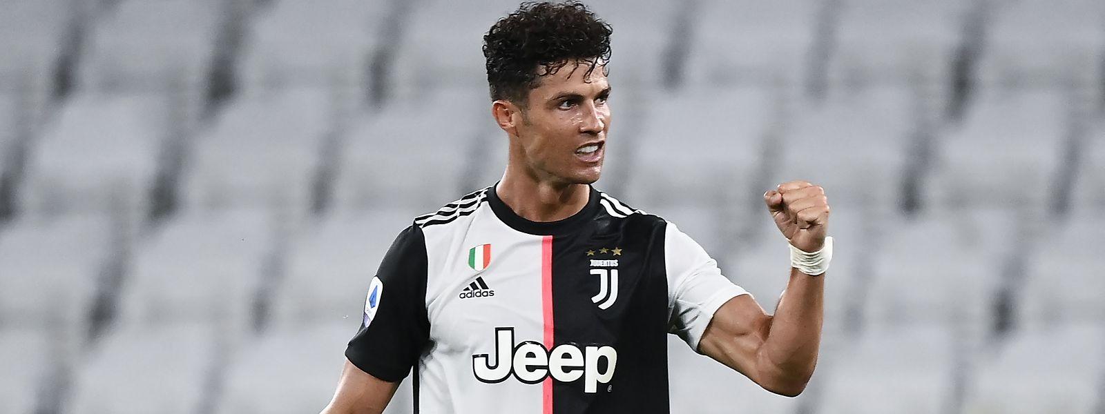 Cristiano Ronaldo affiche déjà 31 buts au compteur alors qu'il reste encore deux rencontres à disputer.