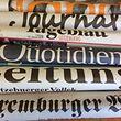 Le Luxemburger Wort reste le quotidien imprimé le plus lu du pays.