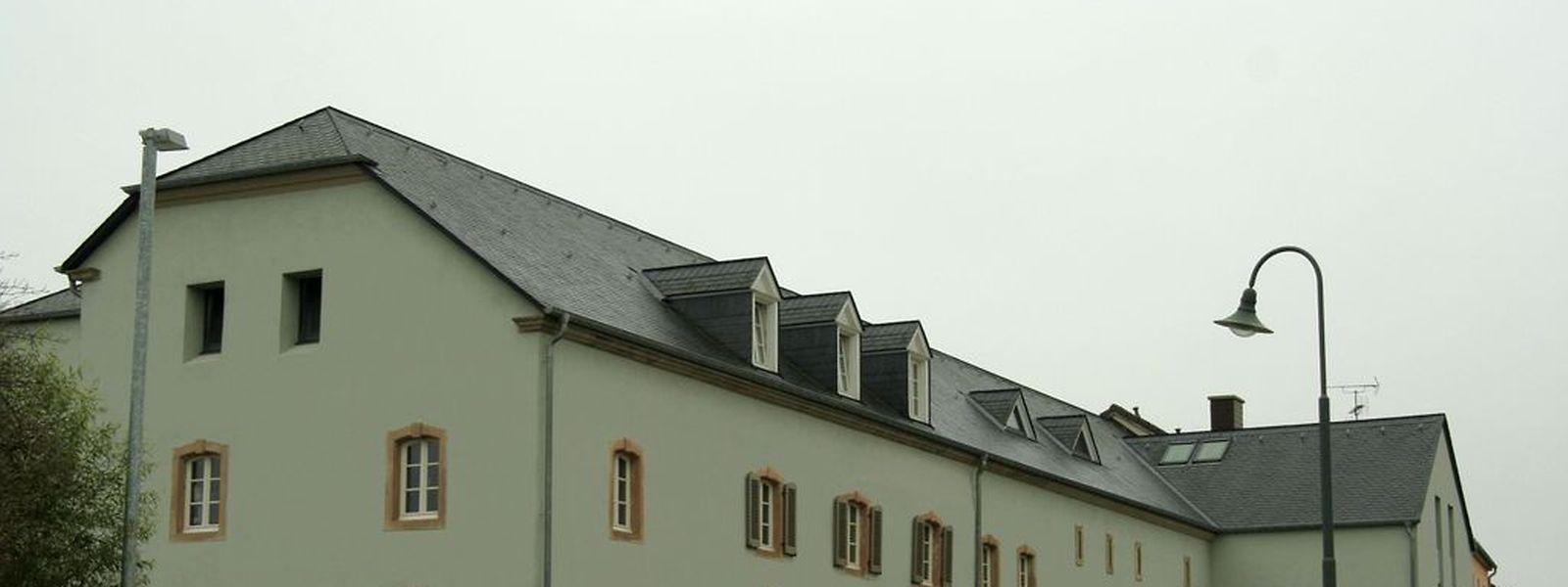 In der ehemaligen Maison Casel sind zurzeit keine weiblichen Häftlinge mehr untergebracht.