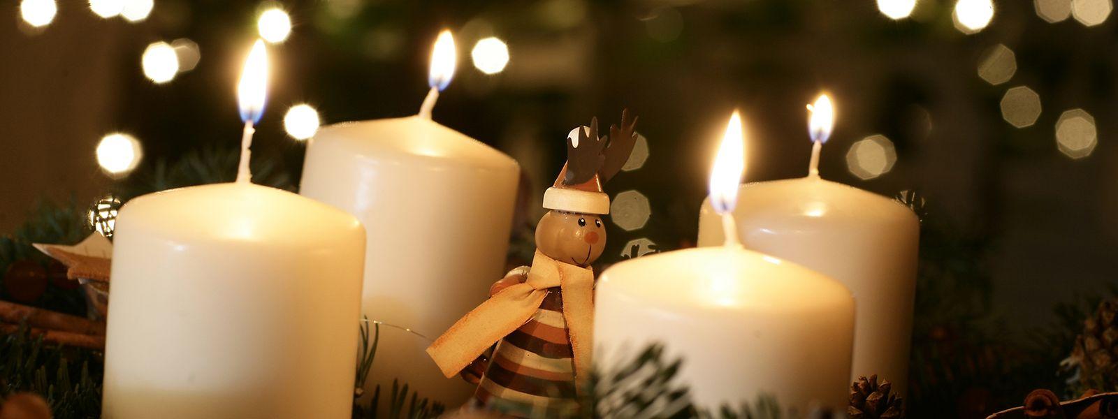 Zur Adventszeit brennt es häufiger als man denkt.