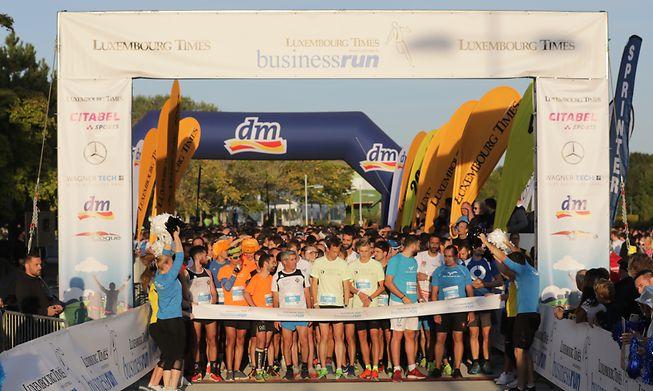 Business Run 2019, Foto: Chris Karaba/Luxemburger Wort
