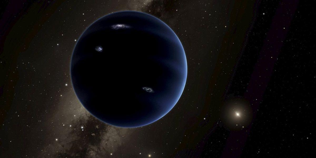 Gesehen haben die beiden Astronomen den Planeten noch nicht.