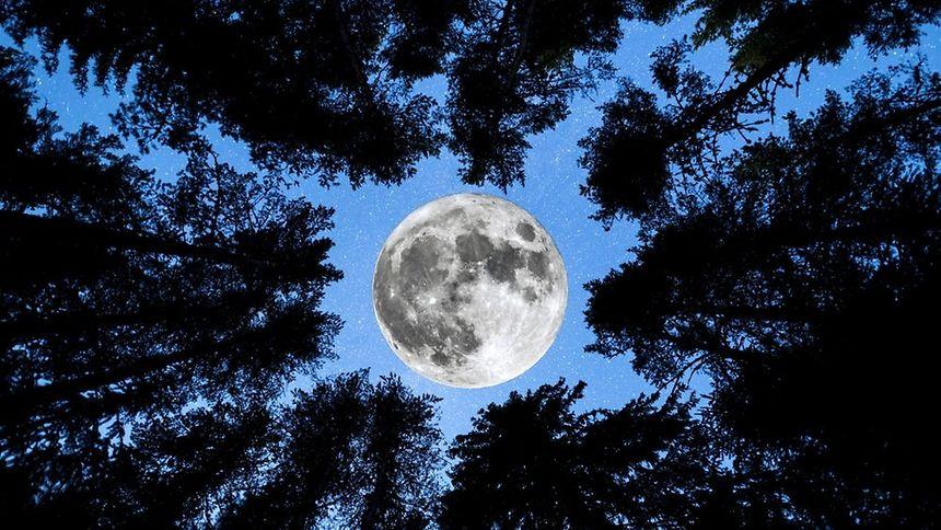 La pleine Lune du 1er janvier 2018 sera encore plus spectaculaire.