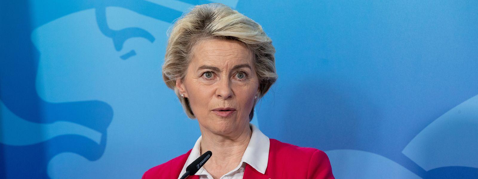 Selon les détails fournis vendredi par Ursula von der Leyen, 93% des fonds européens alloués au Luxembourg seront dédiés à la transition écologique et à la digitalisation.
