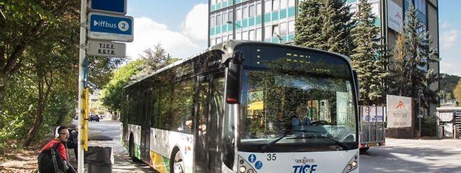 Ab Freitag, fahren die TICE-Busse rund um die Uhr.