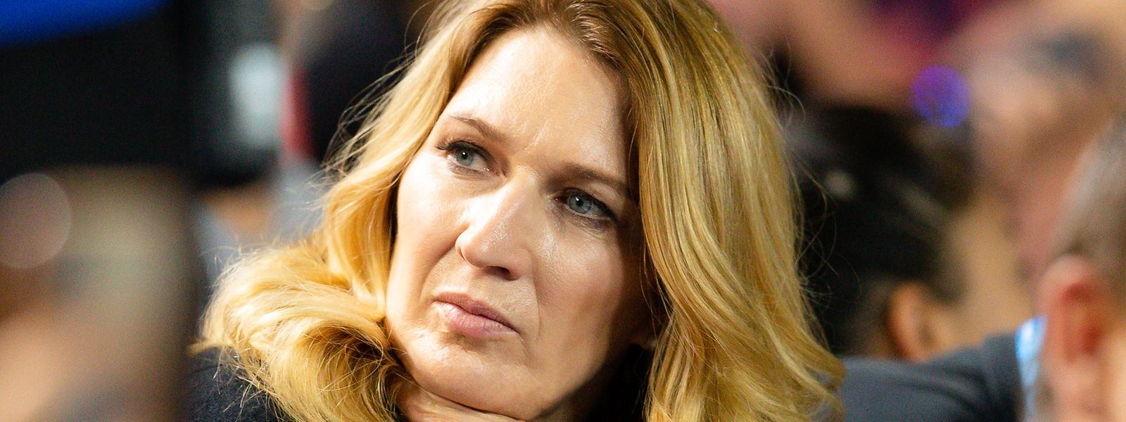Steffi Graf gewann in ihrer Karriere 22 Grand-Slam-Titel.